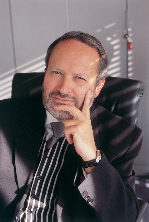 Bernard Belletante, directeur général d'Euromed Management